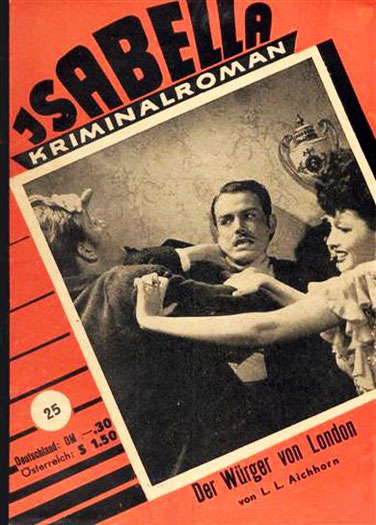 Isabella Kriminalroman 25