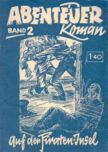Abenteuer Roman 1947 Nr.2