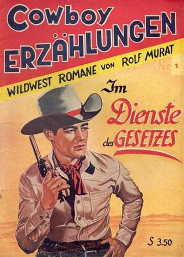(25)Cowboy Erzählungen 1
