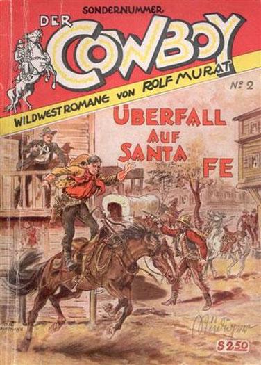 (2)Der Cowboy Sondernummer 2