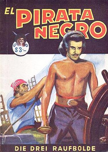 El Pirata Negro 14