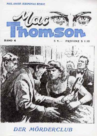 Mac Thomson 4 (Neuauflage)