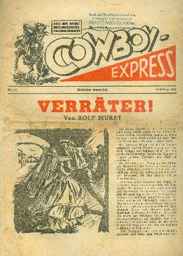 Cowboy Express 14