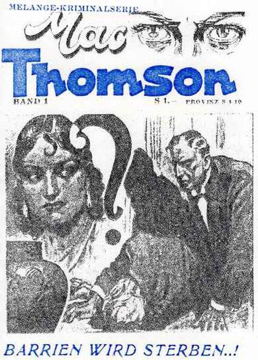 Mac Thomson 1 (Neuauflage)