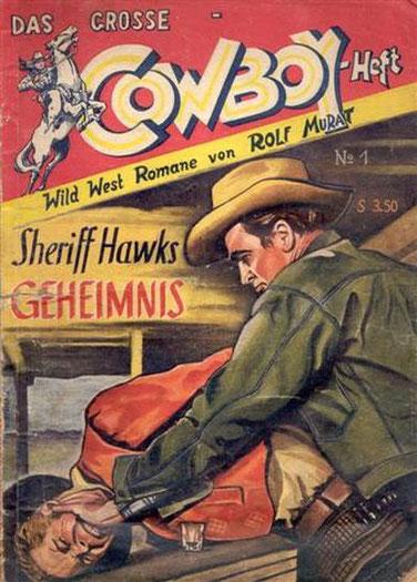 (17)Das grosse Cowboy-Heft 1