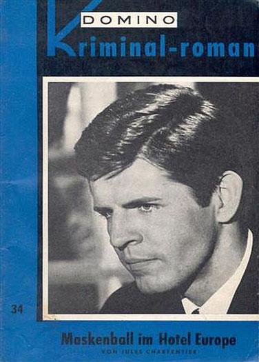 Domino Kriminal-Roman 34 (Don Borisenko)