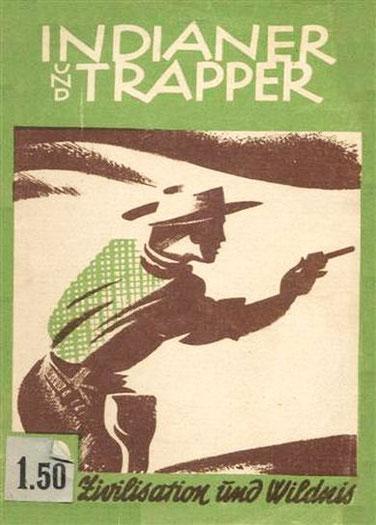 Indianer und Trapper 1
