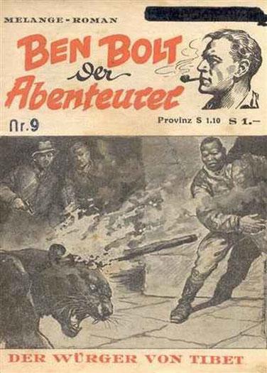 Ben Bolt der Abenteurer 9
