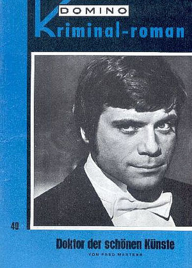 Domino Kriminal-Roman 40 (Oliver Reed)