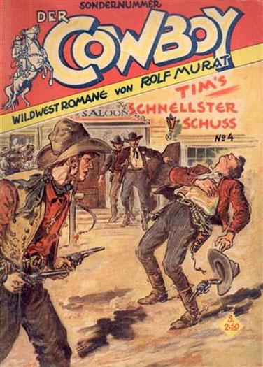 (4)Der Cowboy Sondernummer 4