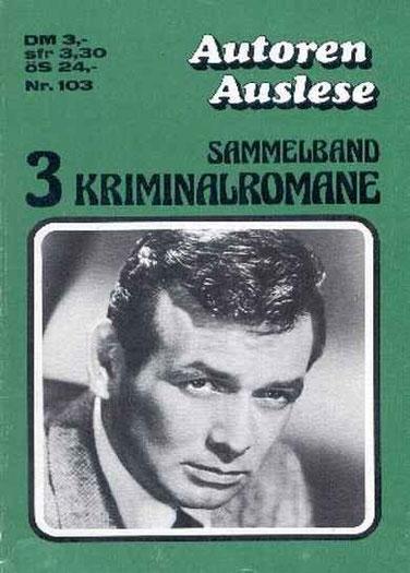 Autoren-Auslese Kriminal Sammelband 103