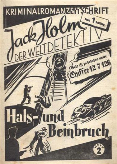 Jack Holm 2 (Großformat)