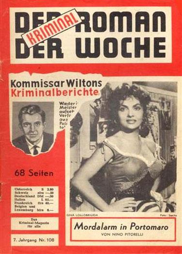 Der Kriminalroman der Woche 108