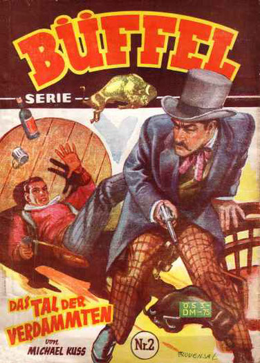 Büffel Serie 2