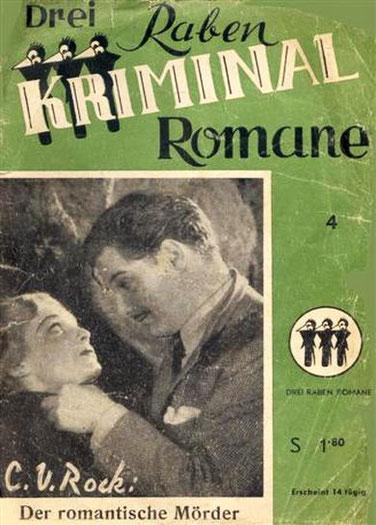 Drei Raben Kriminal Romane 4