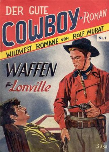 (22)Der gute Cowboy-Roman 1