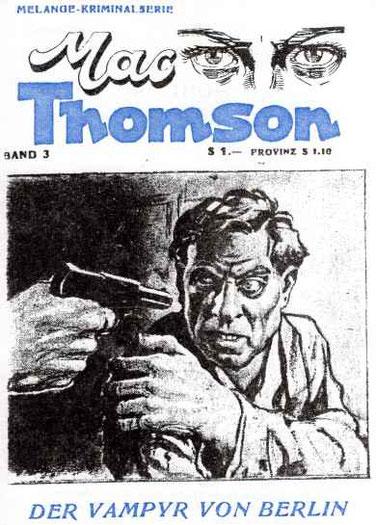 Mac Thomson 3 (Neuauflage)