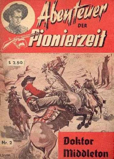 Abenteuer der Pionierzeit 2