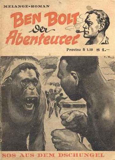 Ben Bolt der Abenteurer 6