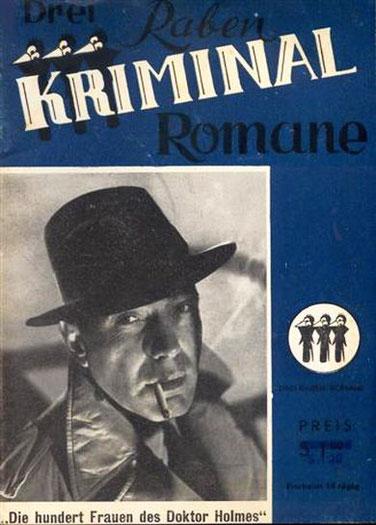 Drei Raben Kriminal Romane (3a)