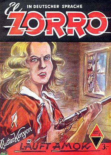 El Zorro 5