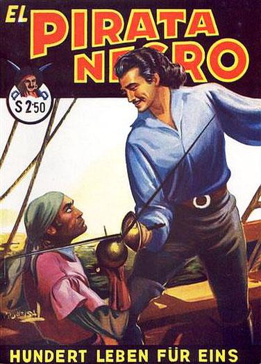 El Pirata Negro 7