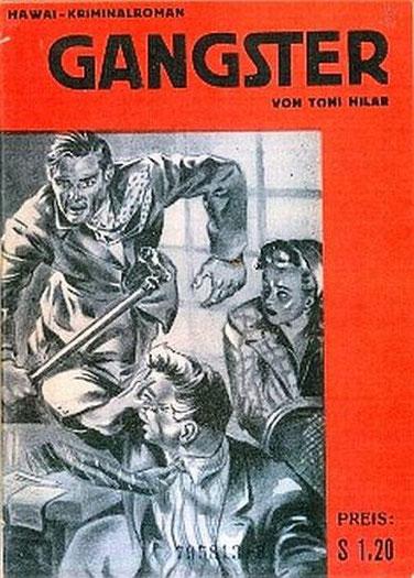 "Hawai Kriminalroman ""Gangster"""