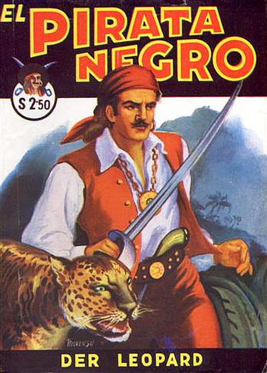 El Pirata Negro 6