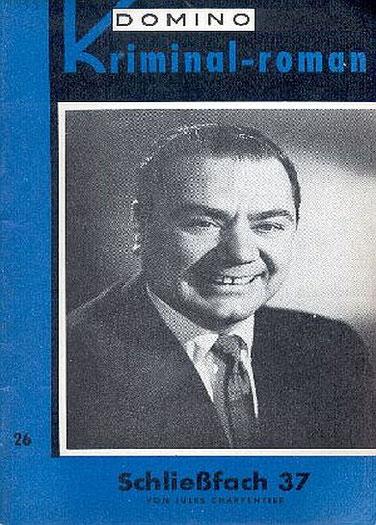 Domino Kriminal-Roman 26 (Ernest Borgnine)