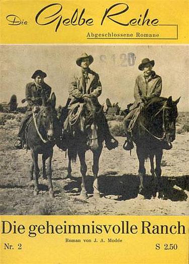 Die gelbe Reihe (1953) 2