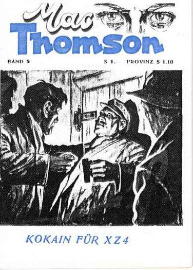 Mac Thomson 5 (Neuauflage)