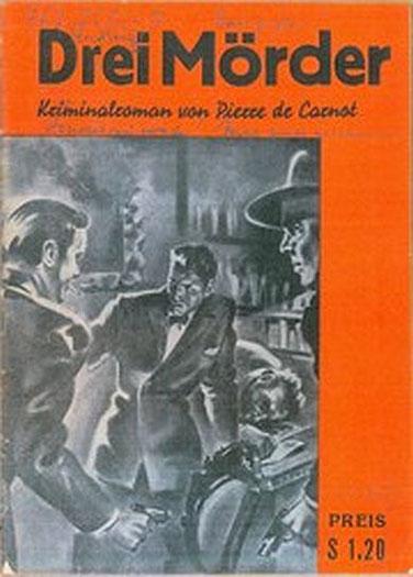 "Hawai Kriminalroman ""Drei Mörder"""