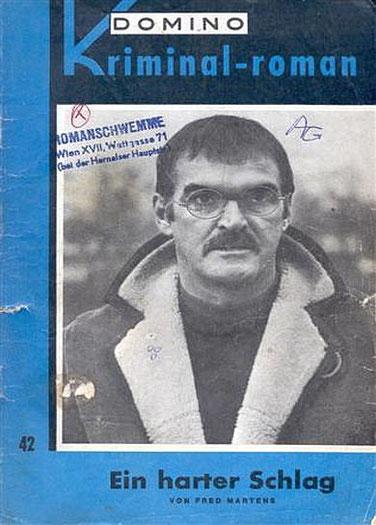 Domino Kriminal-Roman 42 (Stanley Baker)