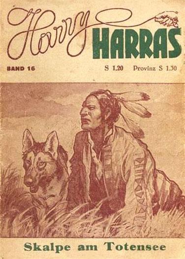 Harry Harras 16