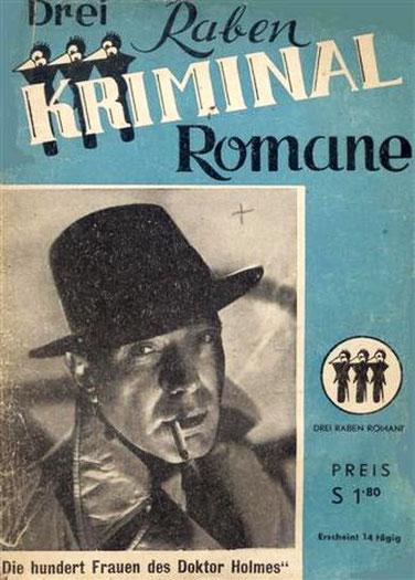 Drei Raben Kriminal Romane (3)