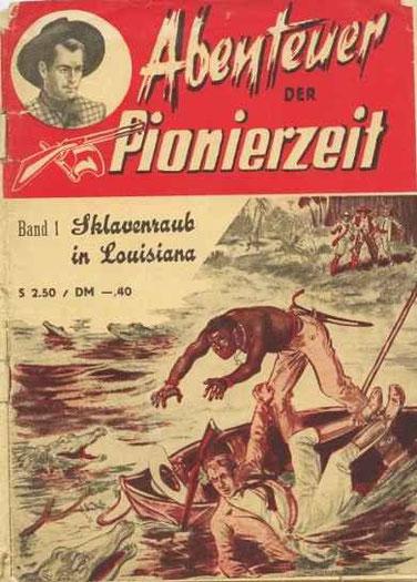 Abenteuer der Pionierzeit 1