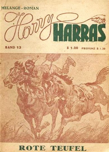 Harry Harras 13