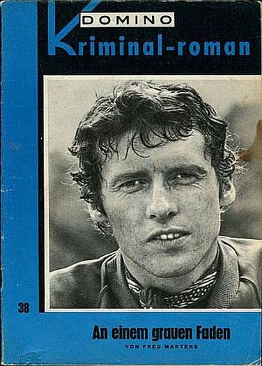 Domino Kriminal-Roman 38 (Michael Crawford)