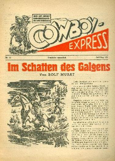 Cowboy Express 13