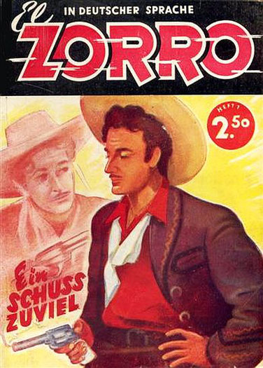 El Zorro 1