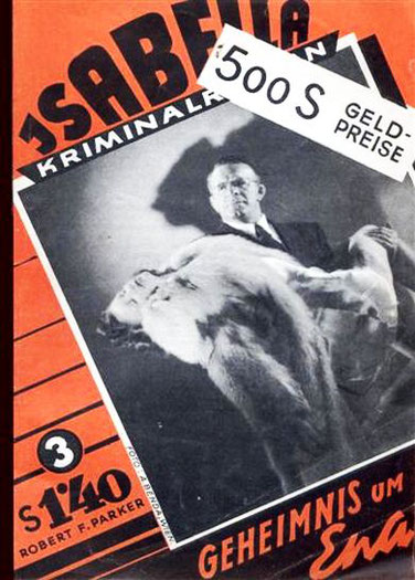 Isabella Kriminalroman 3