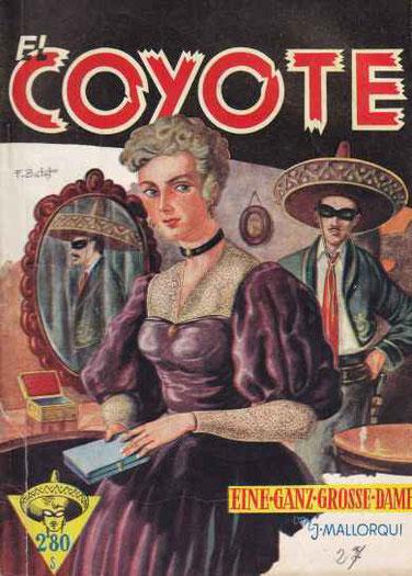 El Coyote 25