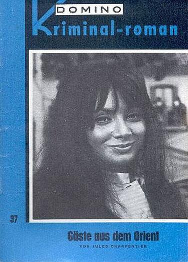 Domino Kriminal-Roman 37 (Maria Grazia Bucella)