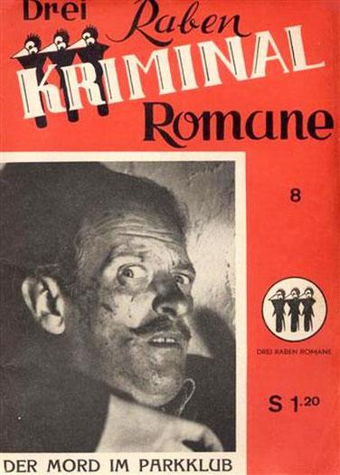 Drei Raben Kriminal Romane 8
