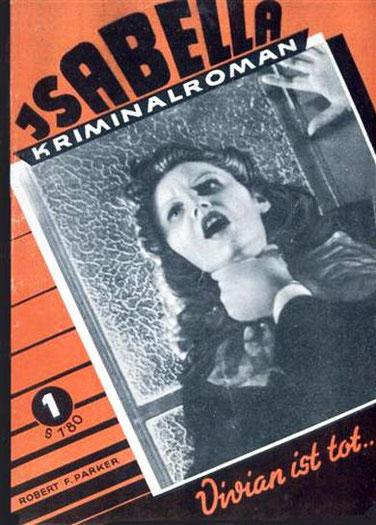Isabella Kriminalroman 1