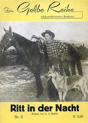 Die gelbe Reihe (1953) 3