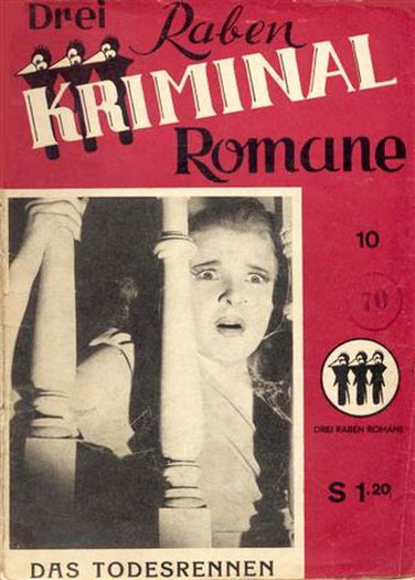 Drei Raben Kriminal Romane (10