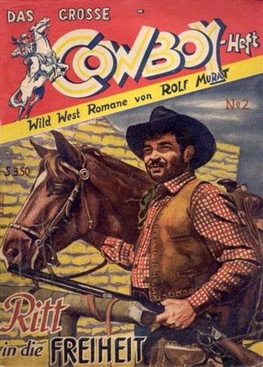 (18)Das grosse Cowboy-Heft 2