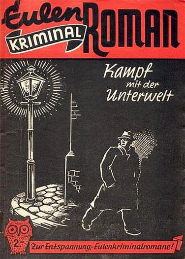 Eulen Kriminal Roman 2