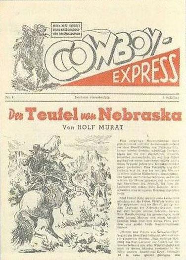 Cowboy Express 1